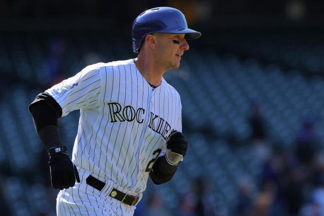 Rockies' Tulo Back in Lineup vs. Yankees, Hits 3rd; CarGo Hits Cleanup