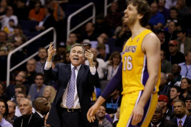 Lakers Rumors: Latest Buzz on Pau Gasol, Coaching Changes, 2013 Draft and More