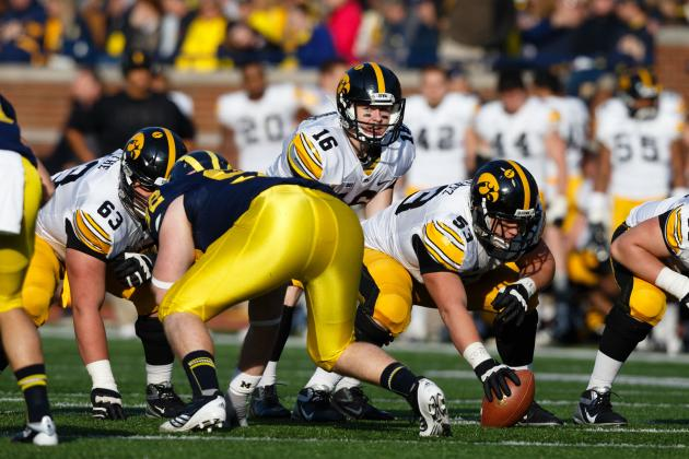 Athlon Sports Picks Iowa to Finish Last in Legends Division