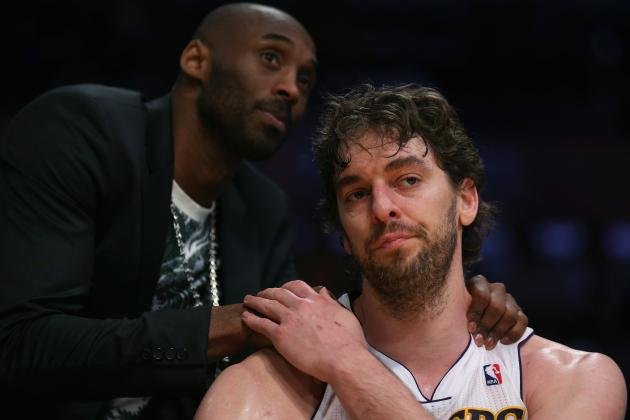 Lakers News: LA Must Hope Pau Gasol Returns to Top Form After Knee Procedure