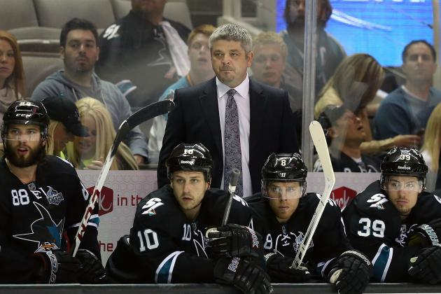 San Jose Sharks Play Waiting Game for Their Next Opponent