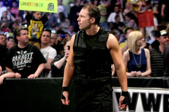 Dean Ambrose Will Be a WWE Main Event Star