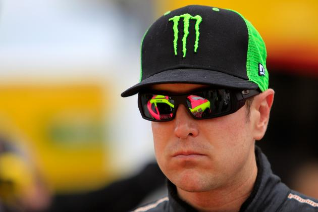 "Kurt Busch Has ""Experience of a Lifetime"" in IndyCar Test at IMS"