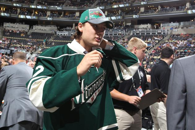 Wild Signs Bussieres to Entry-Level Deal