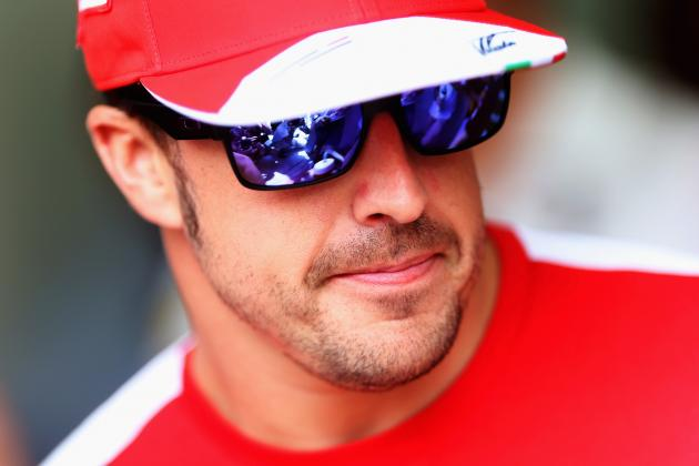 Alonso Optimistic He Can Close Gap on Vettel
