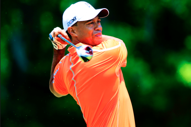 Tiger Woods at Players Championship 2013: Day 1 Score, Highlights and Analysis