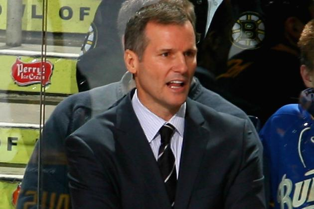 Report: Sabres Fire Assistant Coaches Patrick, Adams