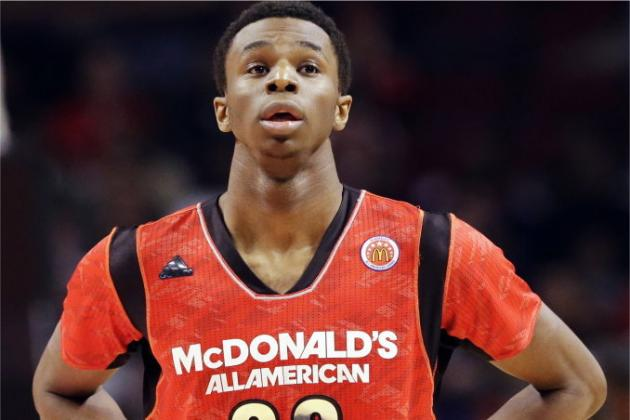 Andrew Wiggins: Latest Buzz on Recruit's Impending College Choice