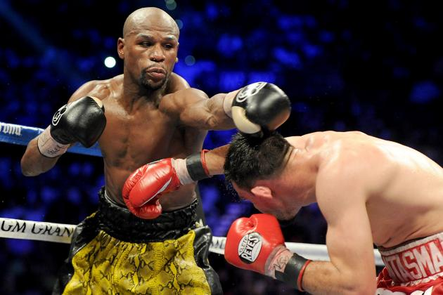 Mayweather vs. Guerrero: Easy Victory Proves Money Is Still in His Prime