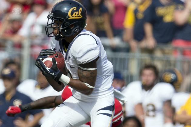Cal's Wide Receivers Full of Potential