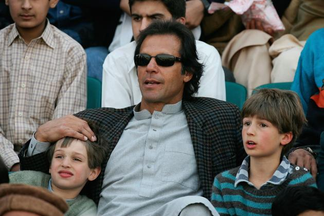 Full Recovery Expected but Fall Takes Cricketer Turned Politician Imran Khan