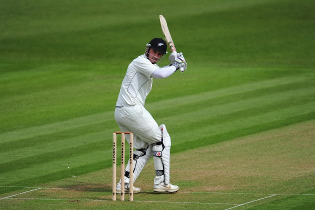 Rutherford Frustrates England Lions