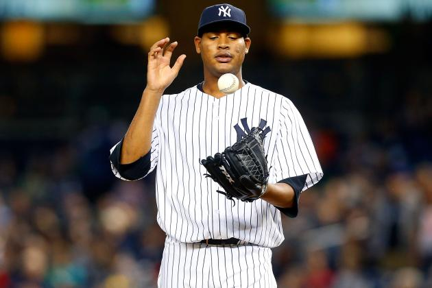 Should Ivan Nova Be Sent Down to Triple-A After His Start on Monday?