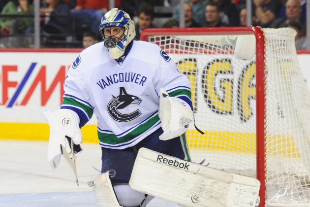 GM Ellis: 'Unlikely' Luongo Returns Next Season
