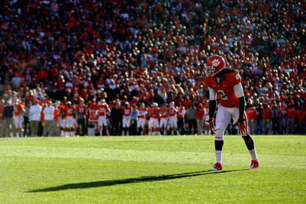 Sammy Watkins Decides It's Time to Grow Up