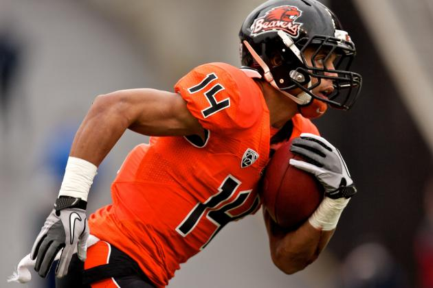 The Eagles May Have an Absolute Steal in Oregon State CB Jordan Poyer