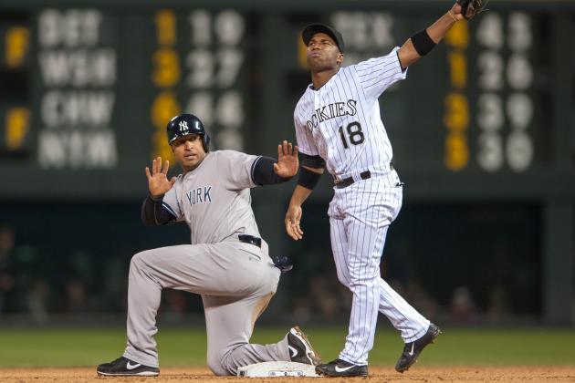 ESPN Gamecast: Yankees vs. Rockies