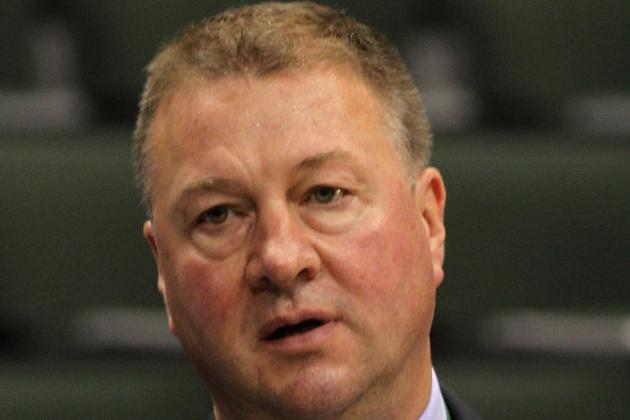 Canucks to 'Reset' the Organization After 'Terrible Season': GM Mike Gillis