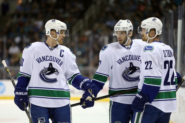 Sedin Twins, Alex Edler to Play for Sweden at Hockey Worlds