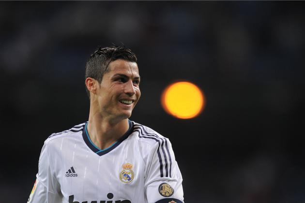 Cristiano Ronaldo Likely to Be out of Reach for Manchester United