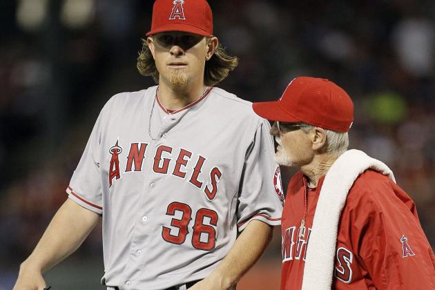 Jered Weaver Scheduled to Throw off a Mound Thursday