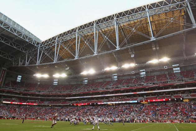 'Good Possibility' That Arizona-UNLV Football Game Will Be Played in Glendale