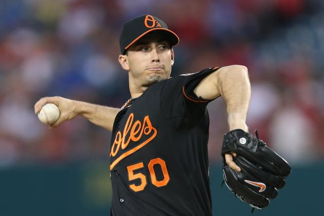 Orioles Place RHP Gonzalez on 15-Day DL, Recall Burnett