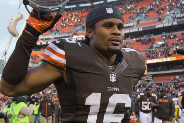 The Lions Are Up Next for Josh Cribbs