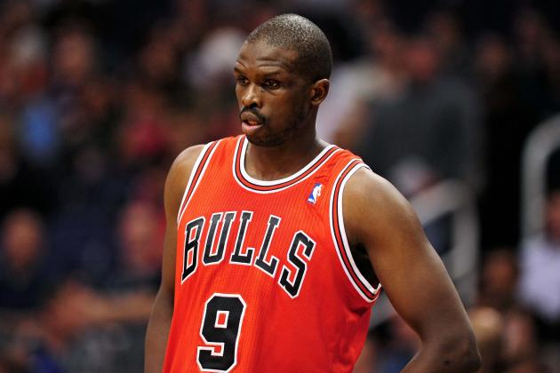 Luol Deng Injury Update: How Latest News Impacts Bulls' Chances vs. Heat