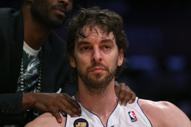 Gasol to Resume Basketball Activities in 12 Weeks