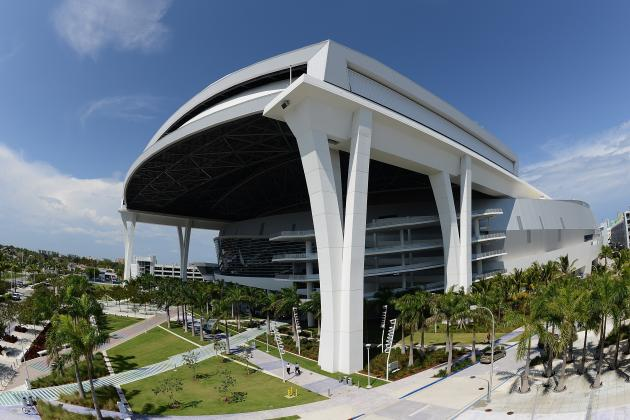 Marlins Trade Deal Hurts Retail Plans at Stadium
