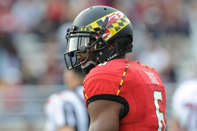 Kenneth Tate Reports to Eagles Rookie Minicamp on Tryout