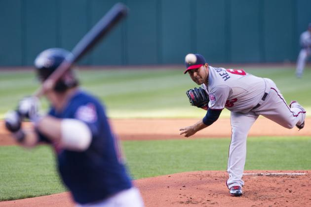 Minnesota Twins Should Send Down Pedro Hernandez, Call Up De Vries or Gibson
