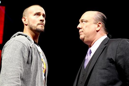 Report: The WWE Wants CM Punk to Return When?