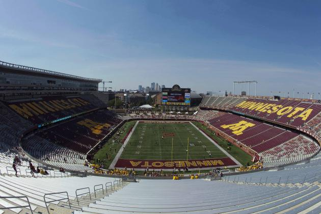 Vikings-University of Minnesota Deal: $300,000 a Game at TCF Bank Stadium