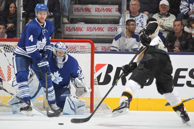 Toronto Maple Leafs: Up Against the Wall for Game 5