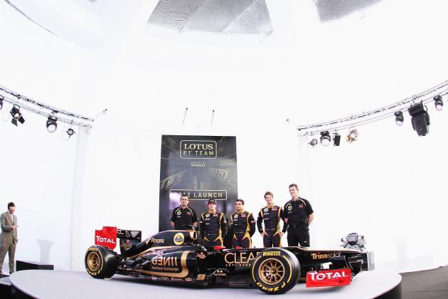 Ferrari Denies Interest in Ex-Lotus Technical Chief James Allison