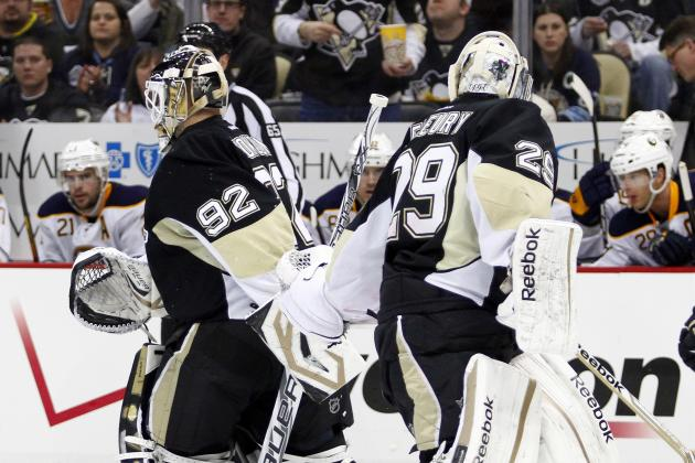 Spotlight Now Shines on Tomas Vokoun After Penguins Goalie Switch
