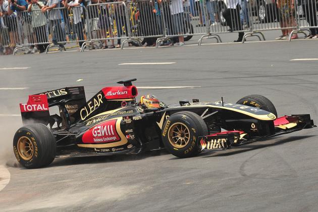 Technical Director Allison Leaves Lotus F1 Team