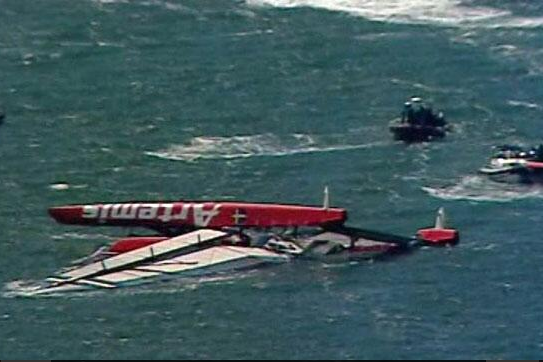 Crewman Dies in Artemis America's Cup Accident