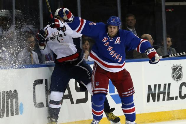 Rangers to Rely on Consistent Forecheck to Contain Ovi