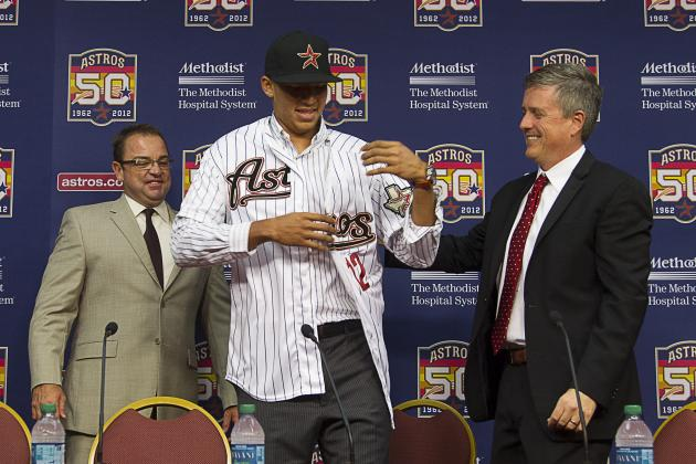River Bandits Being Careful with Carlos Correa