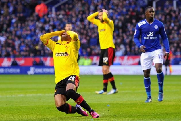 Championship Playoff: Leicester Overcome Watford in Game of Missed Chances
