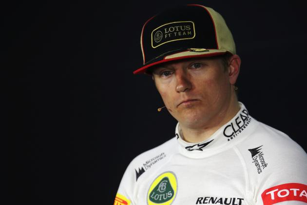 Kimi Raikkonen Unsure of Impact of James Allison's Departure from Lotus