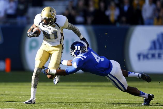 Jeff Greene, Former Leading Receiver at Georgia Tech, Transferring to Ohio State