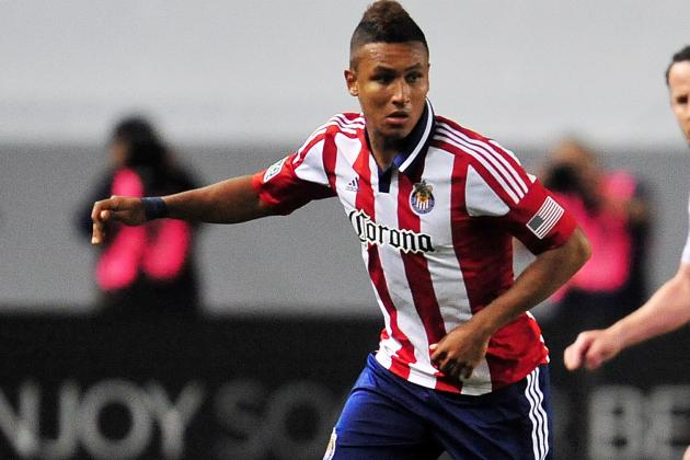 Chivas USA Coach Chelis Says He Was Not Advised of Juan Agudelo Trade