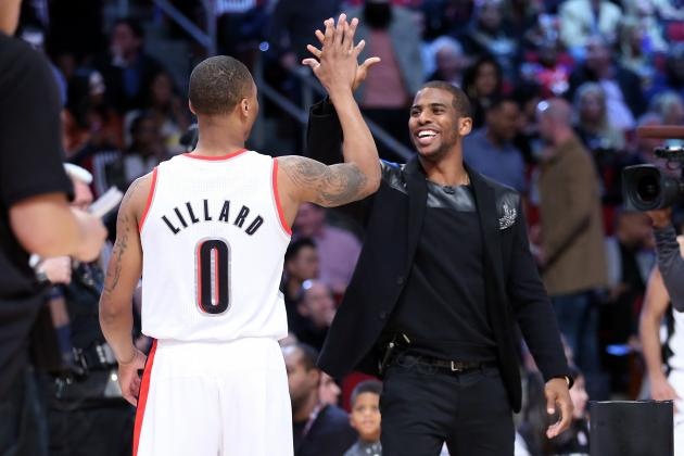 Best Kicks and GIFs from Lillard's Season