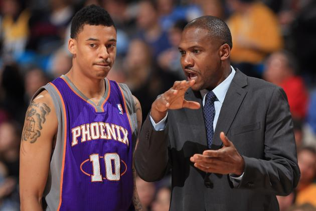 McDonough Introduced, Focused on Suns Coaching Search
