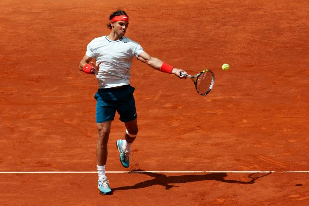 Rafael Nadal Will Cruise Past David Ferrer in Quarterfinals of Madrid Open