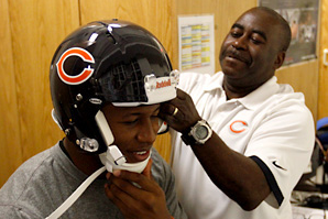 Bostic Begins Bears Career with Memorable Day